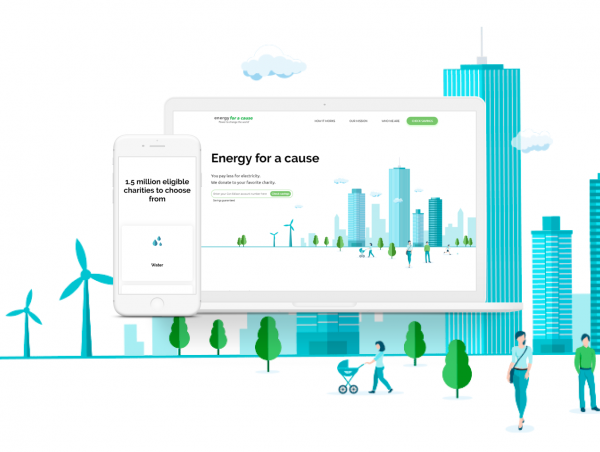 Energy for a cause image