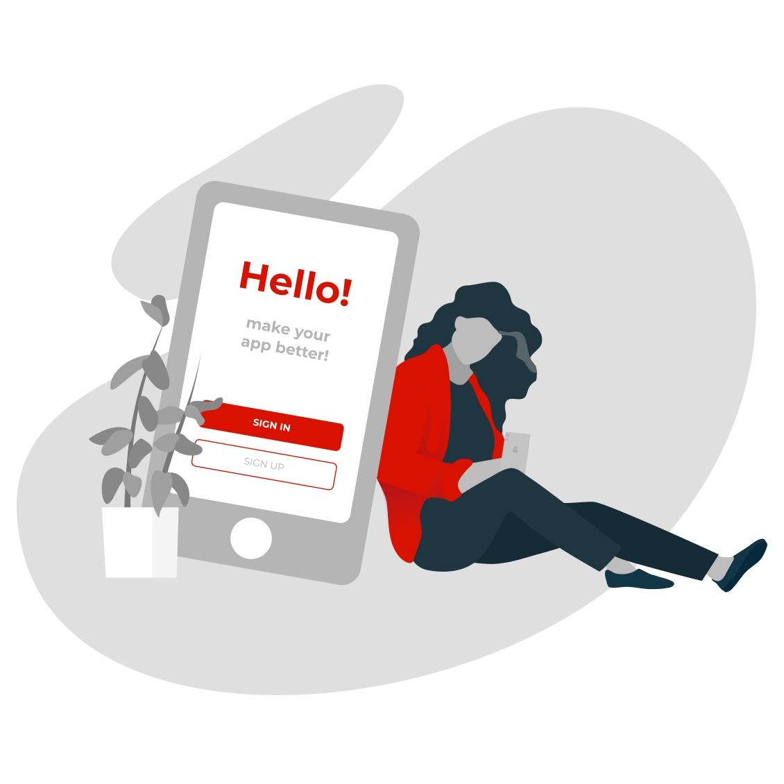 Ein-des-ein mobile app development