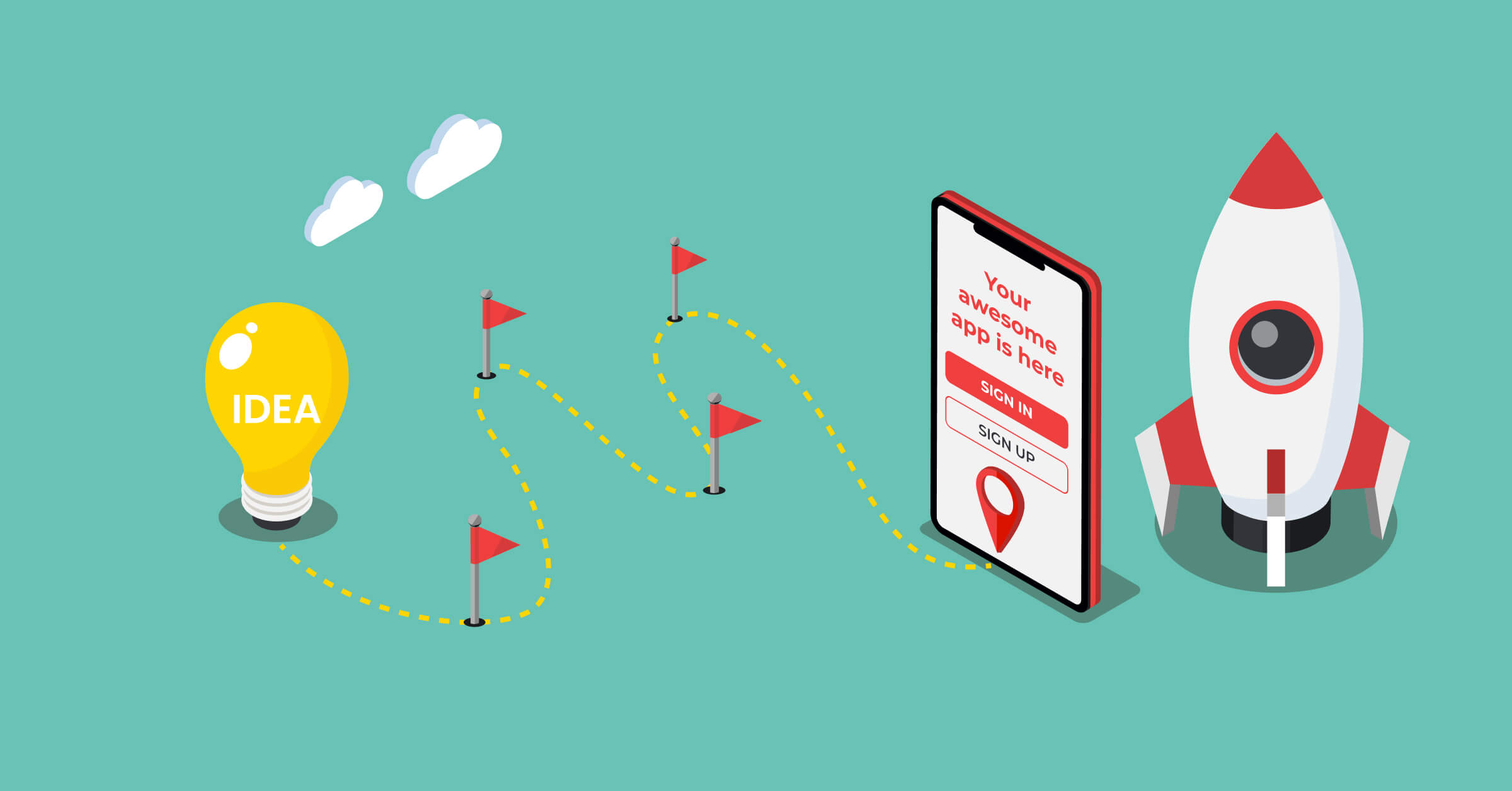 The Main Steps to Creating a Mobile App: From Ideation to Launch