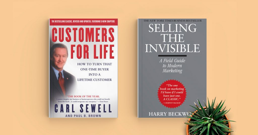 books for sales people